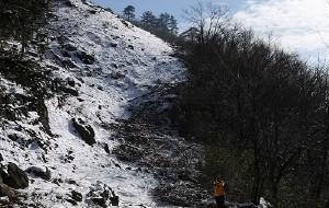 【天目山图片】西天目---冰雪穿越(2)