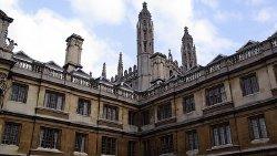 剑桥景点-克莱尔学院(Clare College)