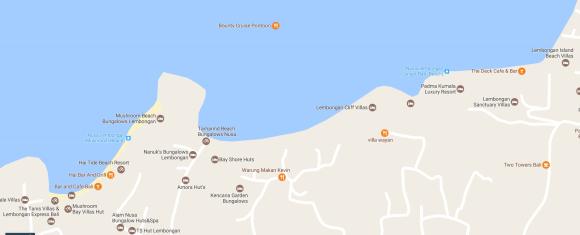 快艇往返蓝梦岛船票(含巴厘岛酒店接送)