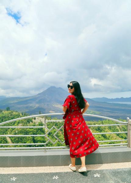【带上老妈去旅行·巴厘岛】明知山有火,偏向图片