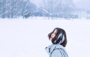 #蜂首紀念# 我想帶你去北海道看雪
