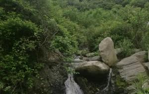 【蓝田图片】西安蓝田的云台山