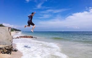 【防城港图片】防城港:浪花的夏季,我们又相聚