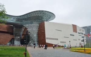 【黄崖洞图片】参观上海世博会博物馆