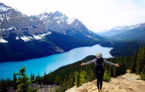 【加拿大落基山国家公园群图片】一生必去的50个地方之一 —— 加拿大落基山脉(自驾7日游)