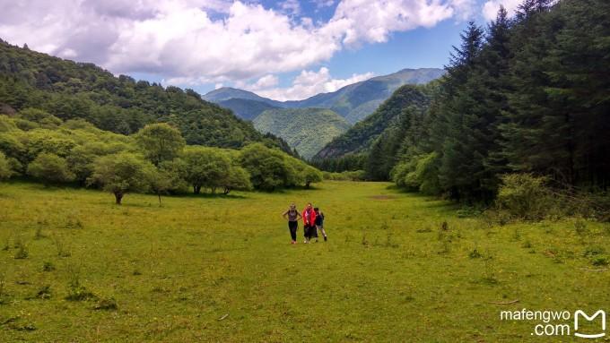 中国的阿尔卑斯山,世界的白马王朗