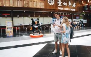【桃园图片】台湾北部7天6晚一人自由行(台北-花莲-瑞芳-九份)
