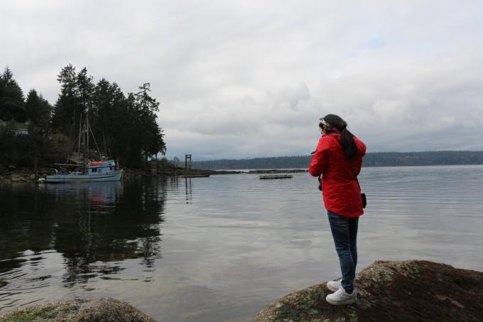 去加拿大签证_超超超饭饭fan@盐泉岛一日游,不列颠哥伦比亚省旅游攻略 - 马蜂窝