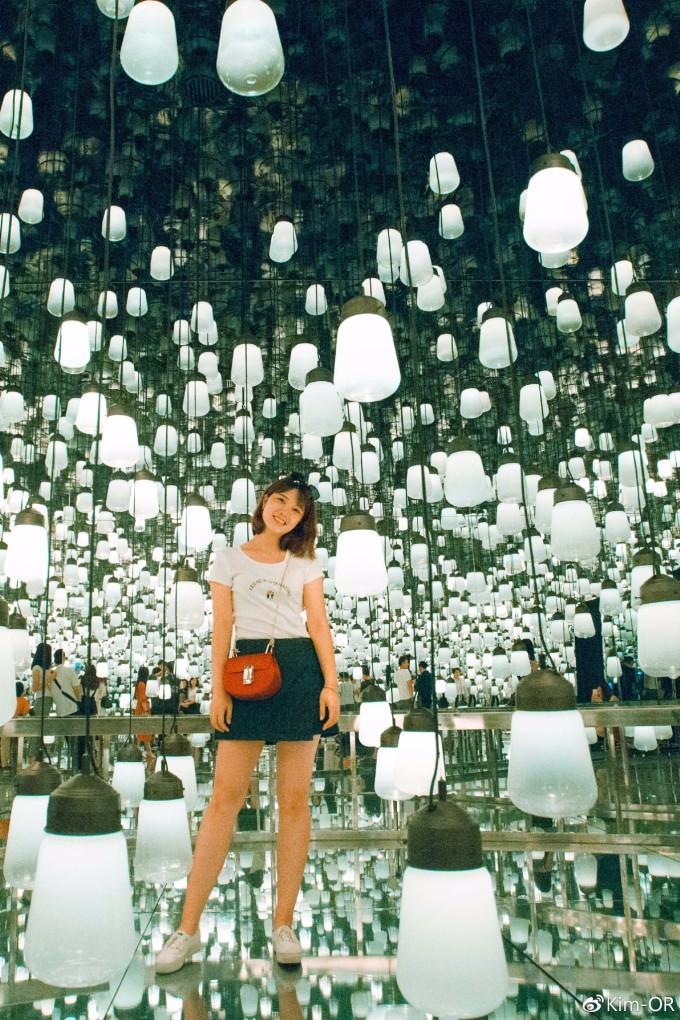 深圳teamlab   花舞森林与未来游乐园 全球十大必看展览 最全拍照全图片