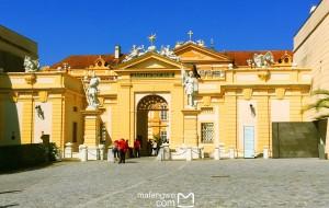 【梅尔克图片】奥地利的巴洛克明珠—梅尔克修道院