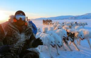 【丹麦图片】寻找童年幻想的冰雪世界【零下四十摄氏度的格陵兰岛】