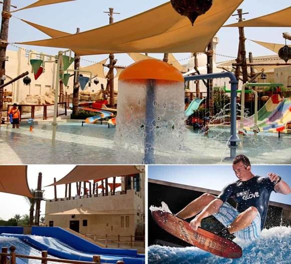 阿联酋阿布扎比亚斯水世界乐园景点门票