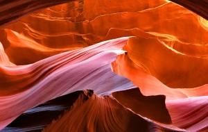【亚利桑那州图片】美西掠影----图记羚羊彩穴