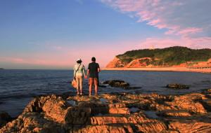 【山东图片】海上有仙山——让我牵着你的手,踏着夕阳去寻仙