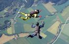 毛里求斯高空跳伞体验 上帝的视角看世界(滑翔机环岛+资深教练)