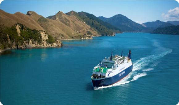 新西兰 南北岛渡轮票 interislander/bluebridge(惠灵顿-皮克顿/皮克