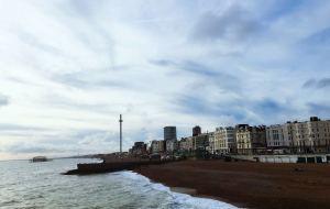 【布莱顿图片】Brighton&Hove 英国布莱顿,走到英国最南部😆