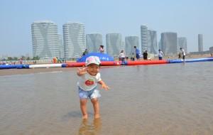 【东戴河图片】带着19个月宝贝去旅行 —— 东戴河