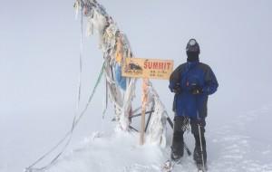 【玉珠峰图片】2016年海拔6100米玉珠峰登顶记+攻略