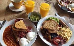 英国美食-The Breakfast Club