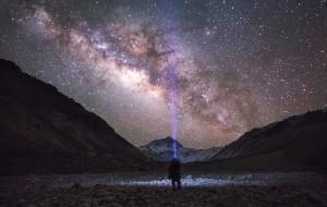 【林芝图片】散落在雪山屋脊的星辰,穿梭在云中雾里的脚印