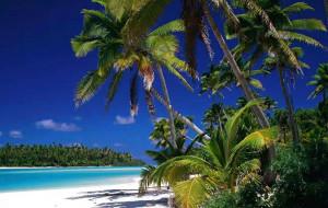 【库克群岛图片】库克群岛 ----- 离开你,就是我旅行的意义