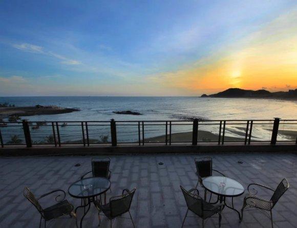 阳江海陵岛闸坡山海湾假日酒店住宿一晚(含双人大角湾