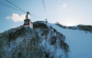 小樽娱乐-小樽天狗山滑雪场