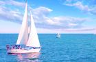 厦门五缘湾帆船出海体验(帆船飞虎 J80 X80随机选 5人出海体验  美国ASA专业教练护航 无需会游泳 免费退改)