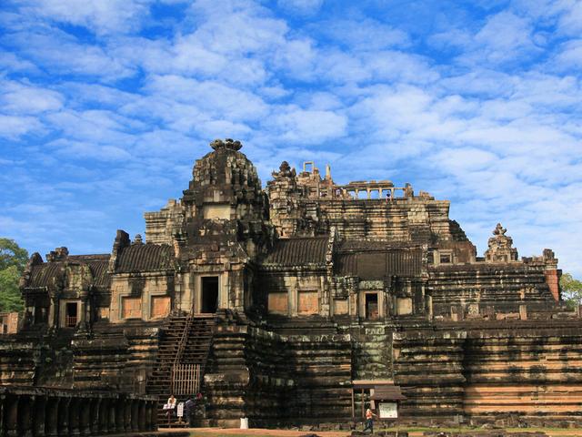 广州出发柬埔寨 暹粒 穿越柬北原始森林无人区 西港