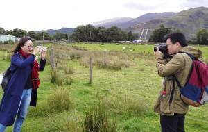 【因弗内斯图片】七夕,我们在苏格兰高地