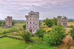 去广东开平看碉楼,却意外沉迷于这处旅居,你觉得它有那么好吗?