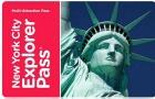 限时立减40  秒出票 纽约探索者通票New York City Explorer Pass(赠大都会中文电子版指南书/新升级80多个景点任你挑/ 自由女神 帝国大厦 洛克菲勒等地标)