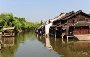 【桐乡图片】中国最美古镇之乌镇(东栅)