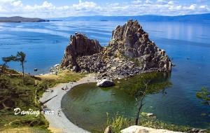 【欧洲图片】酷暑去西伯利亚吹吹冷风【蓝色的贝加尔湖】