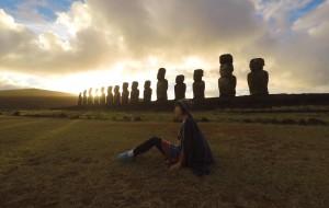【智利图片】如果你想从上帝那里偷走一些时间,就去复活节岛