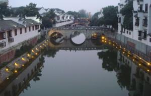 【肥西图片】背包就走看三河古镇