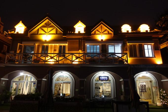 深圳南山区荷兰花卉小镇 欧陆风情酒吧街 欢乐海岸 华侨城创意园