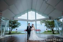 拥抱在印度洋的婚礼