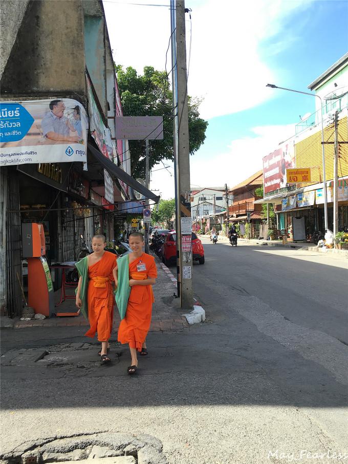 10天9夜清迈双人毕业自由行玩法游记(泰国,曼谷,普吉幼儿园亲子游戏钻攻略山洞图片