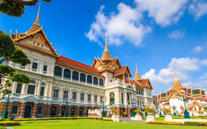 曼谷大皇宫周边玩乐攻略,宫殿庙宇各有风情