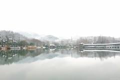 遇见……雪城杭州