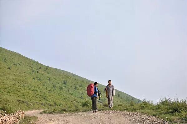 从北京出发4小时,徒步五台山大朝台,去清凉世界避避暑