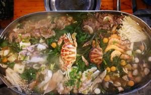 岘港美食-Buffet Nuong Hun Khoi