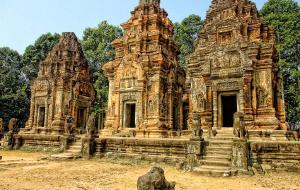 吴哥窟娱乐-Angkor One Tour