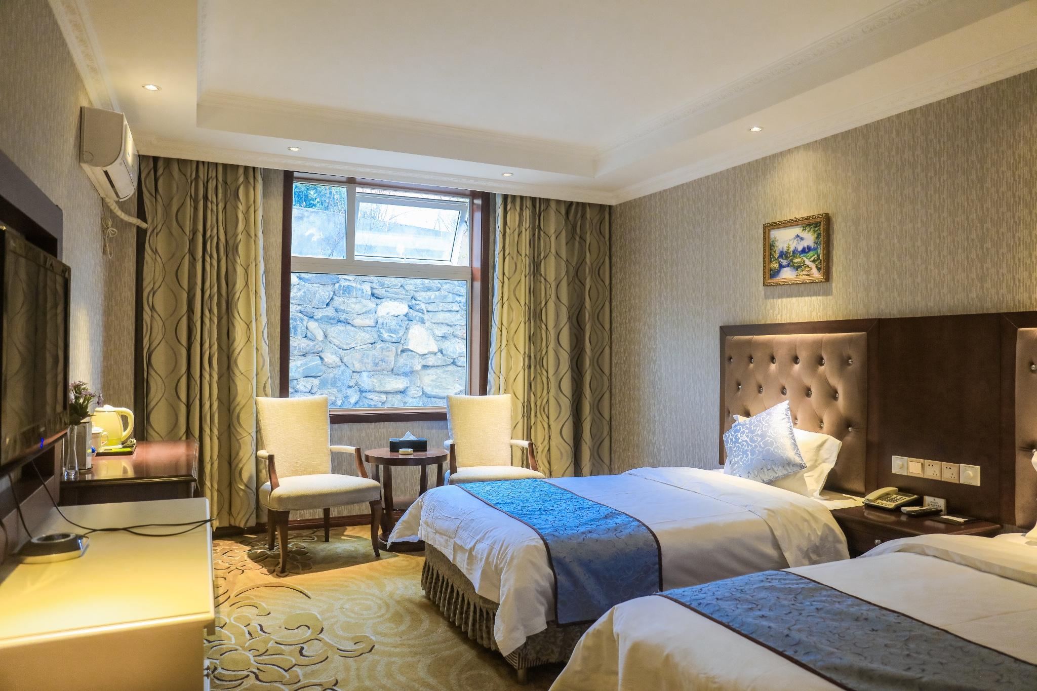 jiuzhaigou hotel