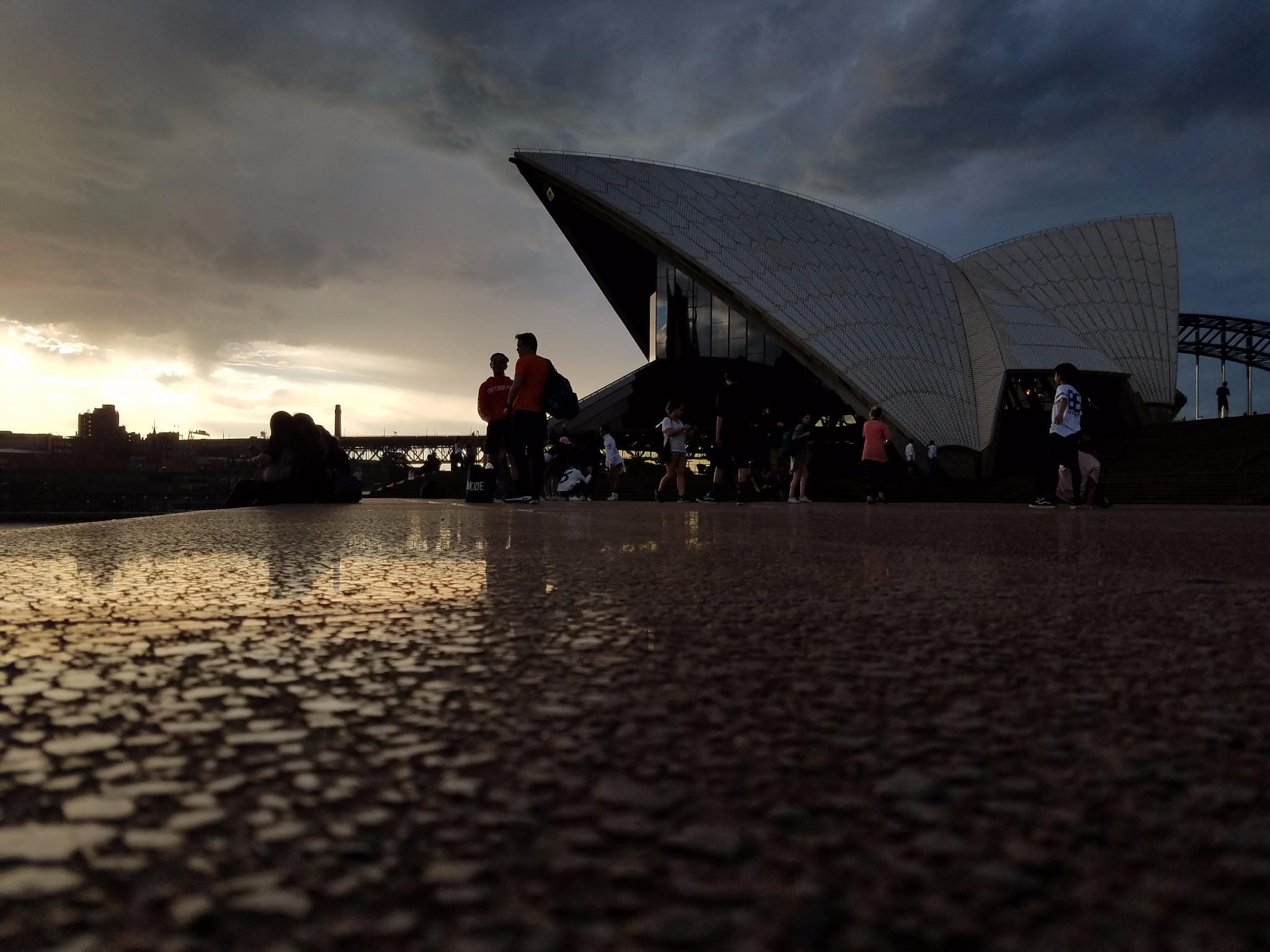 ·新鲜的都是甜的,南半球第一站:澳大利亚_游记