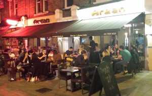 英国美食-Argan Restaurant