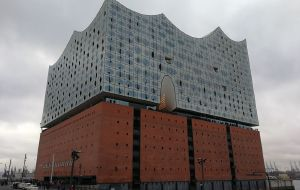 德国娱乐-易北音乐厅