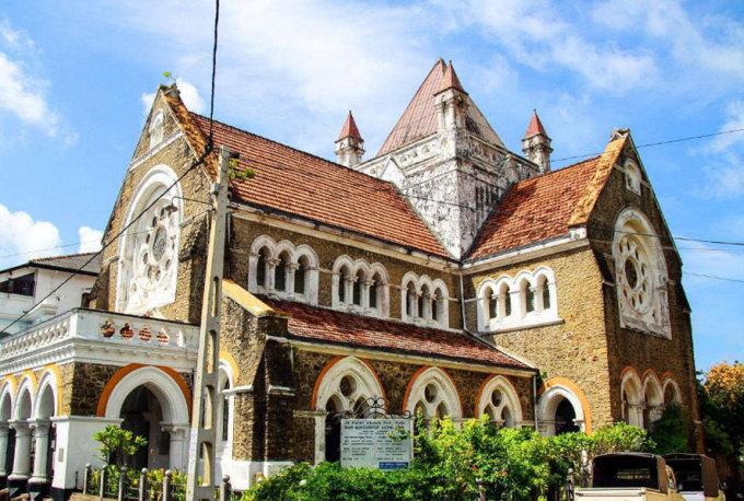 斯里兰卡加勒�9h(_自由行攻略                       加勒荷兰古堡 位于斯里兰卡西南部